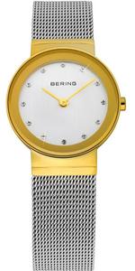 Bering Ladies Classic Crystal Watch 10122-001