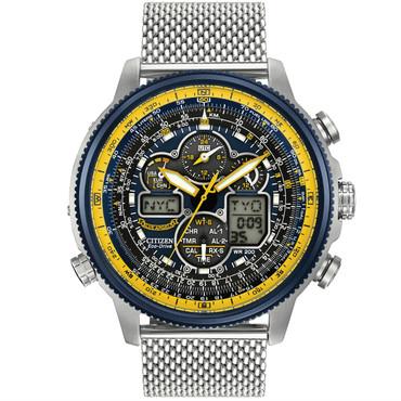 Citizen Blue Angels Navihawk Aviator Watch JY8031-56L