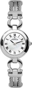 Michel Herbelin Ladies Stainless Steel Cable Watch 17422/B29