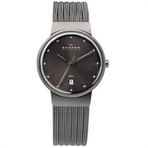Skagen Ladies' Neutral Grey Watch With Date 355SMM1