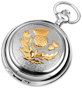 Woodford Skeleton Full Hunter Pocket Watch With Engraving Option 1907