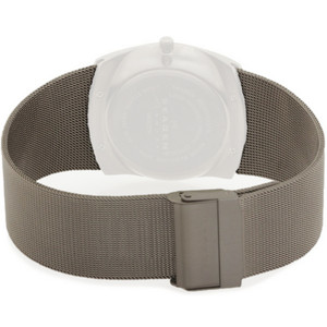 Skagen Genuine Replacement 31mm Titanium Mesh Bracelet For 696XLTTM