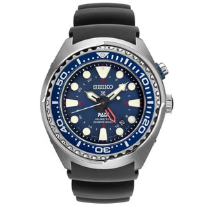 Seiko Prospex PADI Kinetic GMT Special Edition Watch SUN065P1