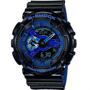 G-Shock Mens World Time Alarm Watch GA-110LPA-1AER