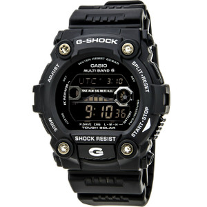 G-Shock Mens Solar Powered Tide Graph Watch GW-7900B-1ER