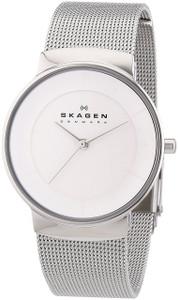 Skagen Ladies Silver Tone Watch SKW2075