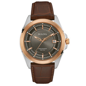 Bulova Precisionist Men's Watch 98B267