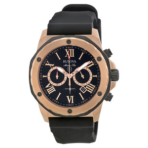 Bulova Marine Star Men's Chronograph Watch 98B104