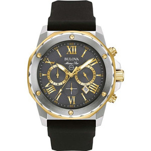 Bulova Marine Star Men's Chronograph Watch 98B277