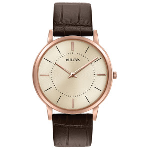 Bulova Ultra Slim Men's Watch