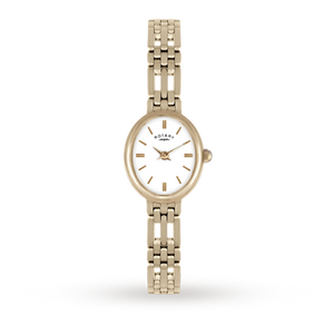Rotary Ladies 9 Carat Gold Watch LB10090/02