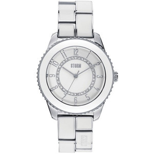 STORM Zarina Ladies White Watch
