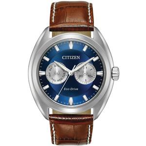 Citizen Men's Eco-Drive Blue Dial Paradex Watch BU4010-05L