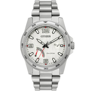 Citizen Mens Eco Drive Power Reserve Watch AW7031-54A