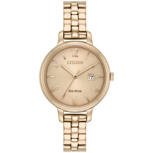 Citizen Ladies Eco Drive Bracelet Watch EW2443-55X
