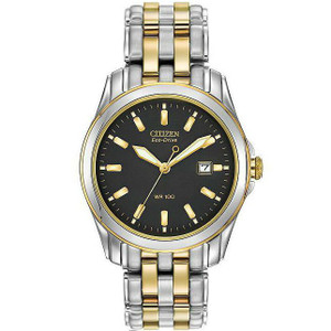 Citizen Men's Eco-Drive Bracelet Watch BM6734-55E
