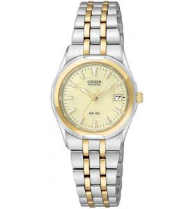 Citizen Ladies Eco Drive Bracelet Watch EW0944-51P