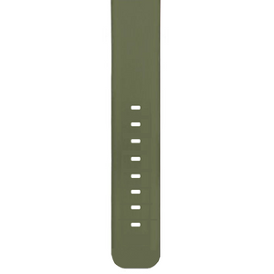 Bering Men's Max Rene Green Rubber Strap For 15540-800