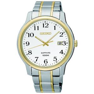 Seiko Mens Titanium Sapphire Watch SGEH68P1