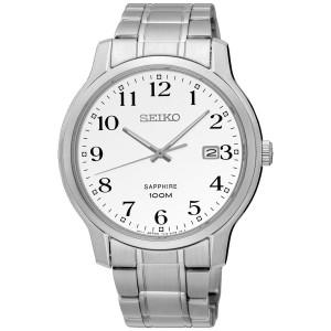 Seiko Mens Classic Sapphire Watch SGEH67P1