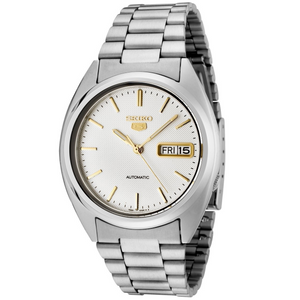 Seiko 5 Men's Automatic Stainless Steel Watch SNXG47K1