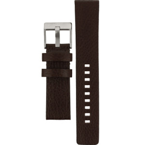 Diesel Replacement Watch Strap Brown Leather For DZ2065