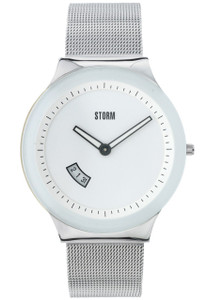 STORM Sotec White Men's Watch