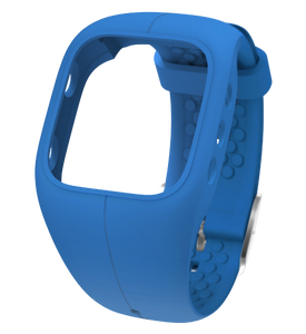 Polar Replacement Wrist Band For A300 Blue