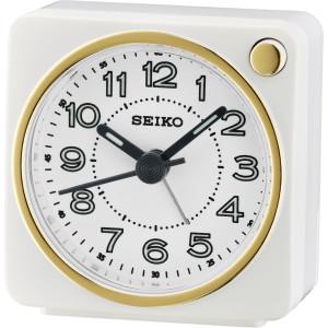 Seiko New Travel Alarm Clock QHE144W