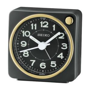 Seiko New Travel Alarm Clock QHE144J