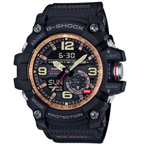 G-Shock Mudmaster Twin Sensor Compass Rose Gold Watch GG-1000RG-1AER