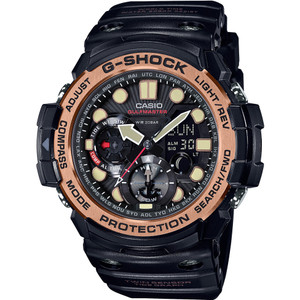 G-Shock Gulfmaster Tide Graph Radio Controlled Rose Gold Watch GN-1000RG-1AER