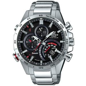 Casio Edifice Analogue Bluetooth Watch Tough Solar Red EQB-501XD-1AER