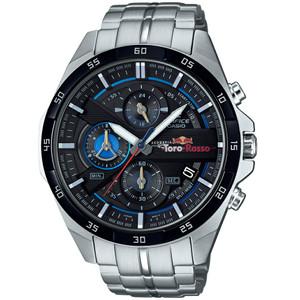 Casio Edifice Mens Toro Rosso Chronograph Watch EFR-556TR-1AER