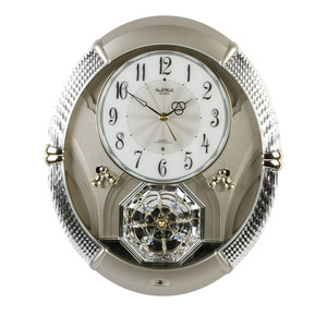 Rhythm small world clock 4MH785WD18