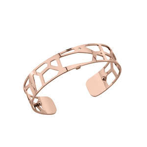 Les Georgettes Ladies Bracelet Rose Gold Small Size Girafe