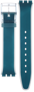 Swatch Skin Dive-In Replacement Strap Blue ACSFS103
