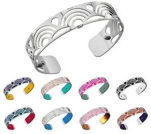Les Georgettes Ladies Bracelet Silver Small Size Poisson