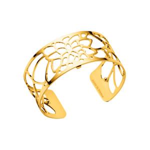 Les Georgettes Ladies Bracelet Gold Medium Size Nenuphar