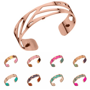 Les Georgettes Ladies Bracelet Rose Gold Small Size Ruban