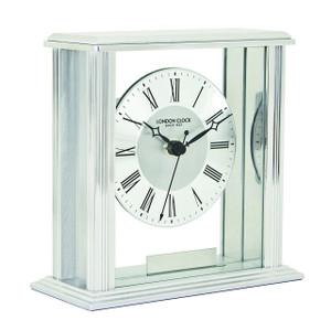 London Clock Flat Top Mantel Clock 6399