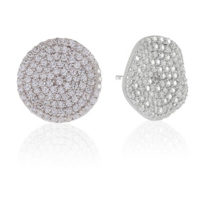 Sif Jakobs Earrings Monterosso With White Zirconia