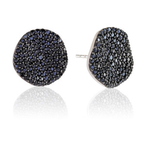 Sif Jakobs Earrings Monterosso With Black Zirconia