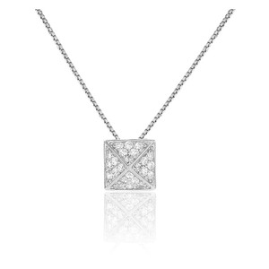Sif Jakobs Necklace Panzano With White Zirconia