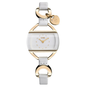 Storm Temptress Charm Gold Plated Women's Watch