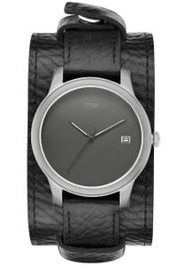 Storm Benzo Round Titanium Stainless Steel Men's Watch