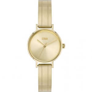 Storm Tansy Stainless Steel Gold Women's Watch