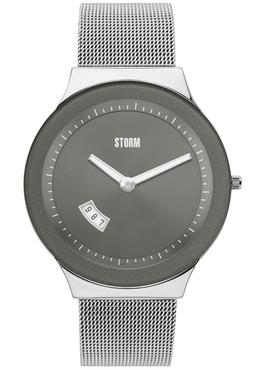 Storm Sotec Stainless Steel Grey Men's Watch
