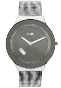 Storm Sotec Stainless Steel Grey Men's Watch