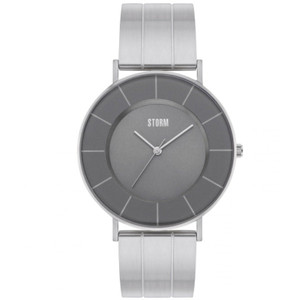 Storm Moreno Stainless Steel Grey Women's Watch